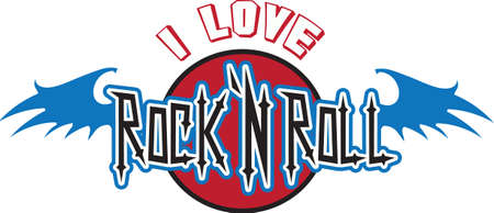 Rock and roll is the American way of life.