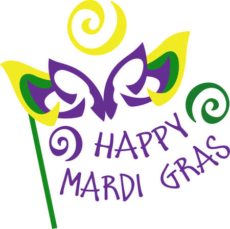 Grab your Mardi Gras mask and head to the ball.