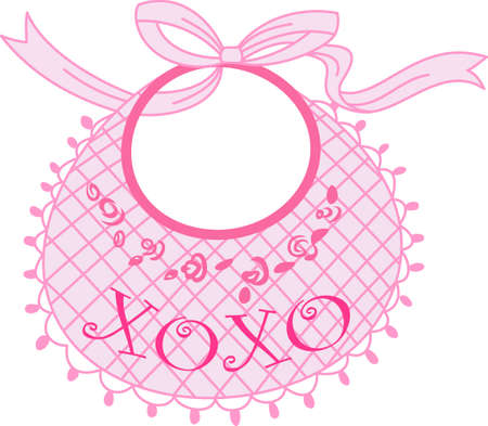 A baby girl is made from sugar and spice everything sweet and everything nice.  Use this design on the newborn girls nursery.