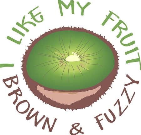 kiwi fruit: