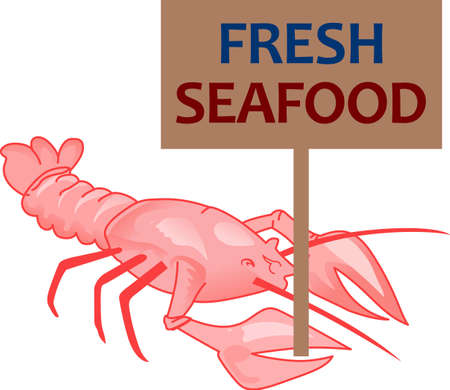 savor: Heres a great reason to savor the sea.  The lobster claw is the best part of the lobster. Illustration