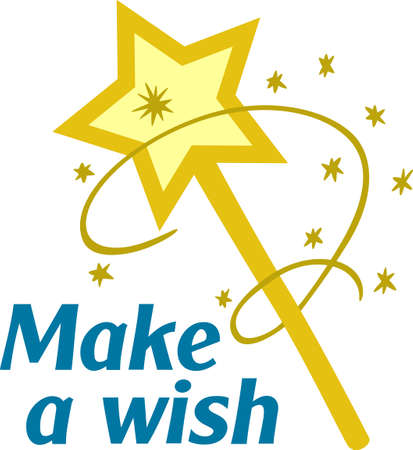 Everyone needs the dream of a fairys magic wand.  Now they can have one.