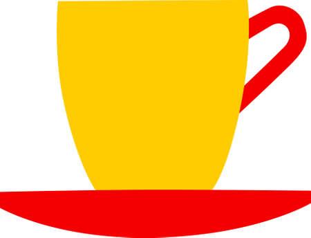 私は私のコーヒーを取得する前に何かをする私に聞かないでください。  イラスト・ベクター素材