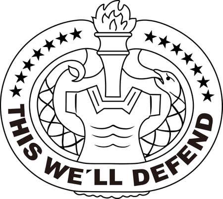 Hágales saber que usted es orgulloso de su héroe. Mostrar el apoyo a nuestras tropas con este diseño especial.
