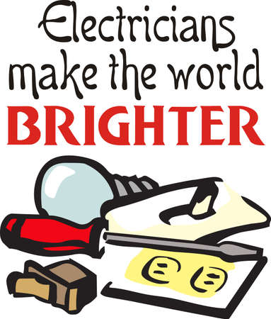 electrical: Its the perfect advertisement for your electrical business.