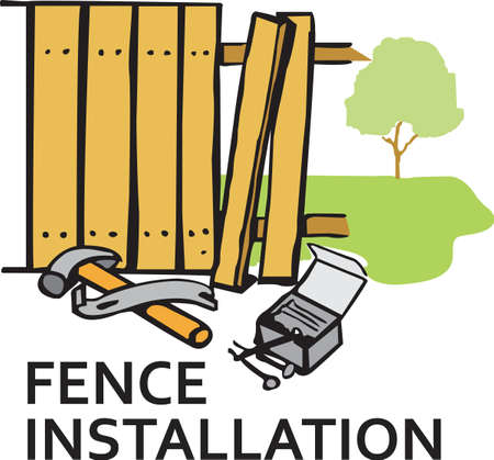 Its the perfect advertisement for your fencing business.