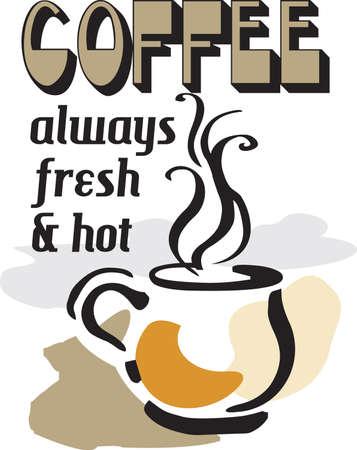 Dont ask me to do anything before I get my coffee.    Ilustração