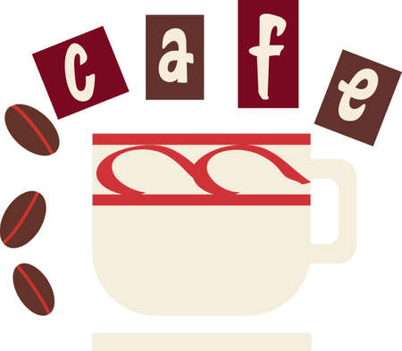 great coffee: Put the kettle on and enjoy a great cup of coffee at your favorite shop.