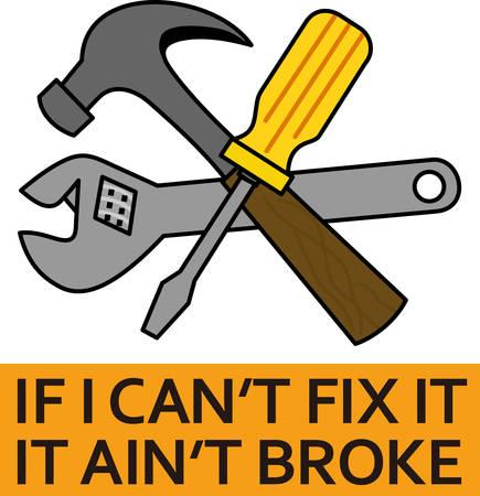 knocker: Handyman.