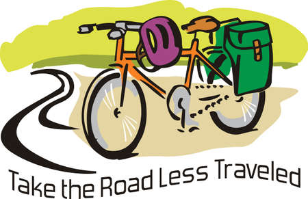 happens: What happens on the trail stays on the trail.  Send this to your biking buddy.  They will love it!