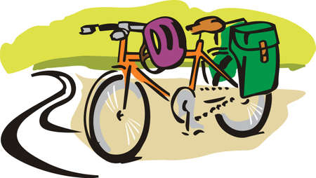 What happens on the trail stays on the trail.  Send this to your biking buddy.  They will love it!