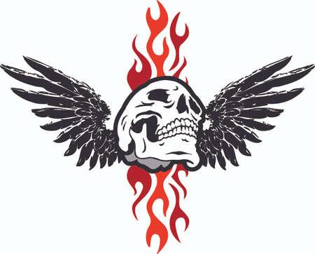 cranium: Your biker will love this design