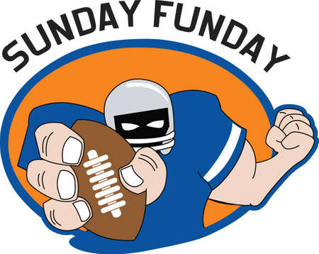 pigskin: Football is a very active sport taking years to master.  Give this unique gift to your favorite player.  They  will love it!