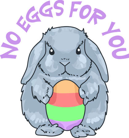 Include the special message with your Easter decorations for everyone to enjoy all year long.  They will love it!