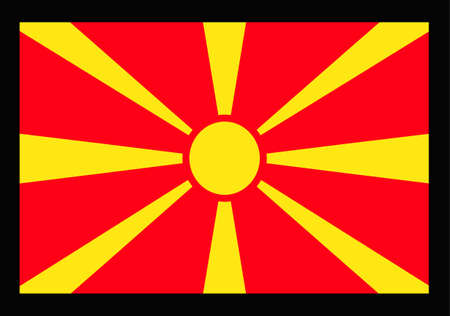 miras: Be proud of your heritage with this Macedonia flag.
