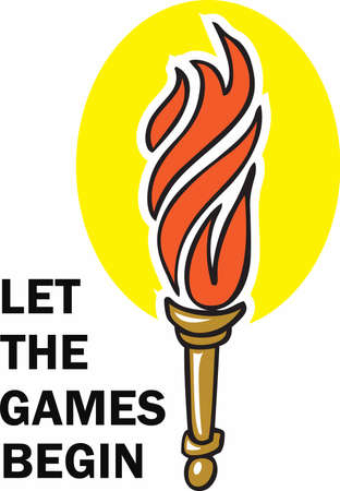 flame letters: Show your spirit with this weight lifting