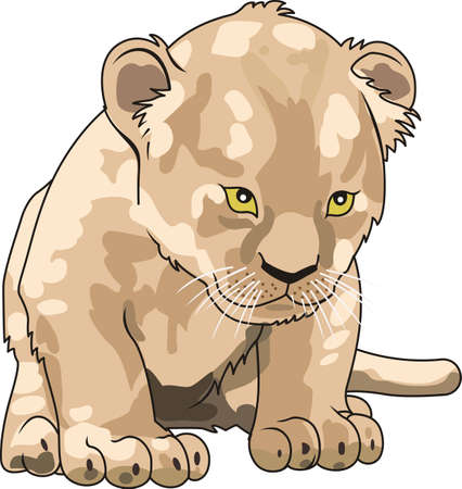 young one: Show your team spirit with this Lion logo.  Everyone will love it.