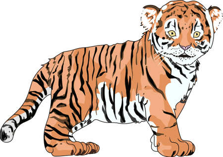 love is it: Show your team spirit with this Tiger logo.  Everyone will love it.