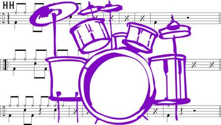 楽しんで: Dance for the drumstick beat and have fun with this design by Greatnotions.