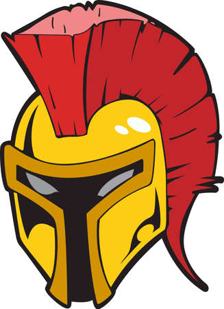 warriors: Show your team spirit with this Trojans logo.  Everyone will love it!