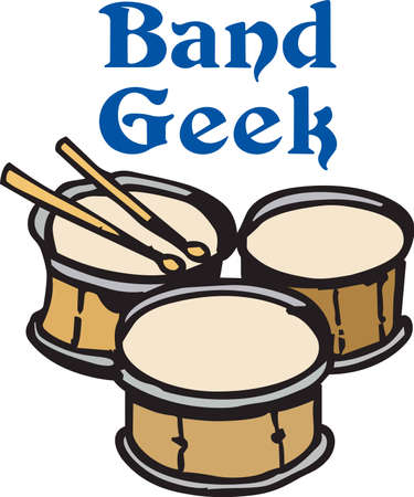 このドラムの設計はあなたのバンドの学生に最適です。 別の楽しいデザイン偉大な概念から。  イラスト・ベクター素材