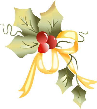 hollies: Send holiday cheers with these beautiful Christmas holly. Pick those designs by Great Notions!