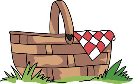 캠핑 식당은 공원에서 피크닉 테이블입니다. 다음 가족 캠프에서 여러분과 함께이 디자인을하십시오. 모두가 좋아할 것입니다! 일러스트