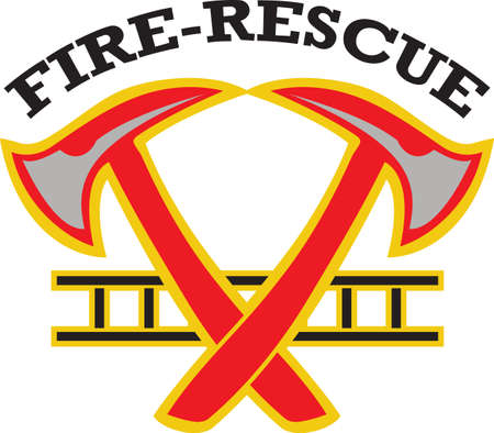 rescuer: Your fireman works to save lives everyday.  Show them how much you appreciate their service.
