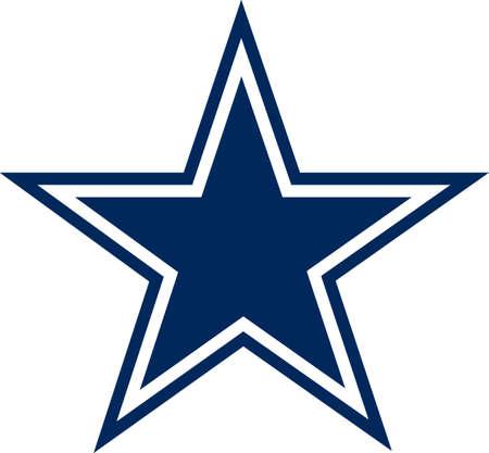 Ukažte svou týmového ducha s tímto logem Texas Cowboys. Všichni to budou milovat.