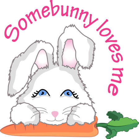 notions: This adorable Easter bunny design is perfect for this spring.   A great design from Great Notions!