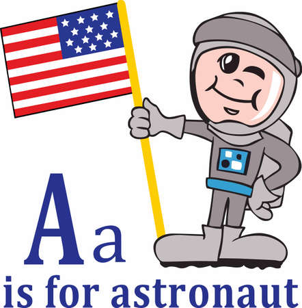 ocupation: Dreaming to be an astronaut to land on the moon can come true with this adorable design from Great Notions!