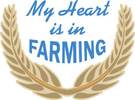 농부들은 좋은 추수의 상징을 원할 것입니다.