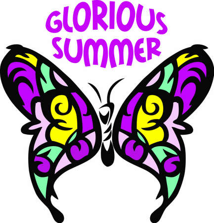 glorious: Mothers day is the perfect time to tell mom how much she is appreciated with this beautiful butterfly.  Send her this special design from Great Notions.