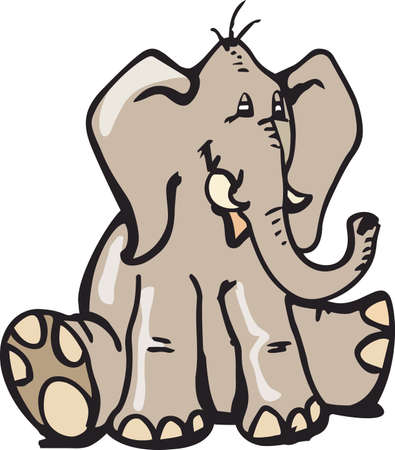 Designate your childs bath time with this cute elephant.  An adorable design from Great Notions.