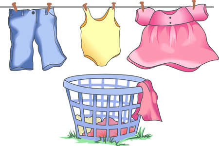 A cute design to brighten your laundry day.  Get these designs from Great Notions.