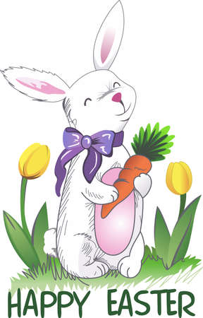 cottontail: This adorable Easter bunny design is perfect for this spring.   A great design from Great Notions.