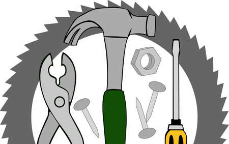 claw hammer: Handymen will want to show off their skills with a pocket topper of tools.