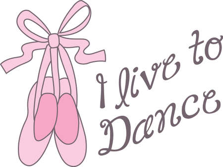 ballet slippers: A ballerina is as graceful as a tree in a light breeze.  This is a perfect gift for a dancer or teacher.  They will love it!