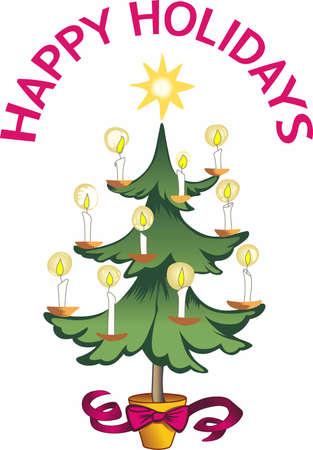 すべてにメリー クリスマス! これらはあなたのお祭りに追加する完璧なを確認します。 彼らはそれを愛する!  イラスト・ベクター素材