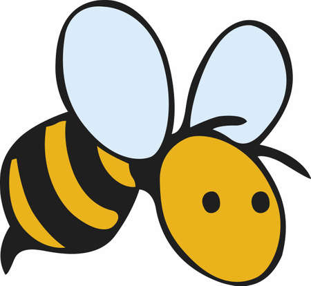 bumble bee: Decorate with a bumble bee for a spring time decoration.