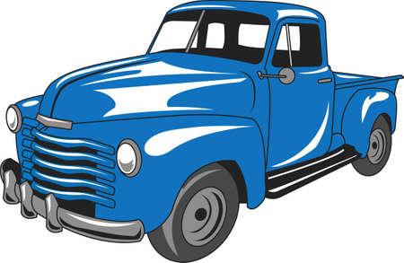 자동차는 미국의 고전이다. 다음 자동차 쇼에이 디자인을 가져 가라. 그는 그것을 사랑합니다!