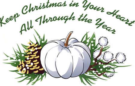Geef een oogst bounty voor de feestdagen.