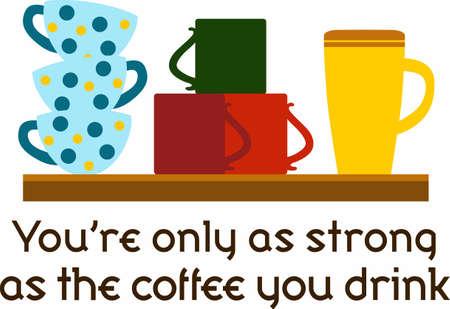 Vraag me niet om iets te doen voordat ik mijn koffie te krijgen. Een grappig ontwerp door Groot Begrippen.