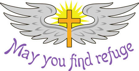 refuge: He shall cover you with His feathers and under His wings you shall take refuge.