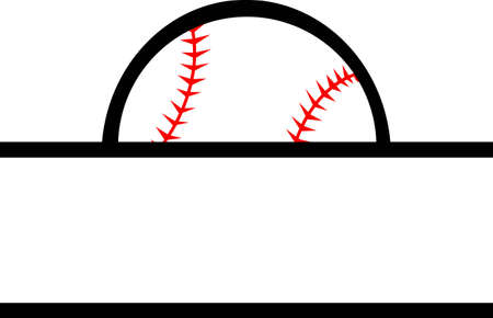 Make a name drop design with a favorite sport theme.