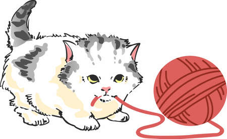 Send a love note to your loved one.  These cute cats are perfect.  They will love it! 向量圖像