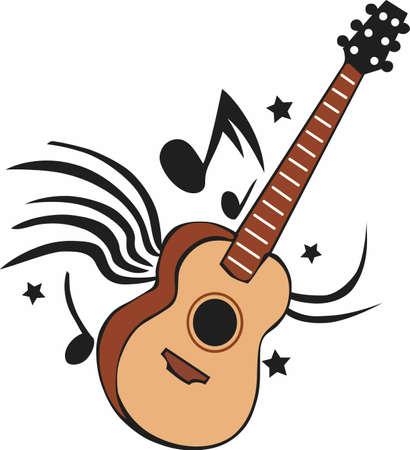 音楽は、バンドのためのギターを演奏します。 あなたが知っているギター プレーヤーに最適です。