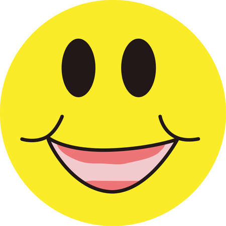 brighten: Have a happy face to brighten your day.