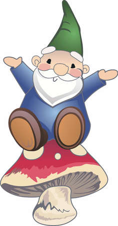dwarves: All gardens need a happy little gnome.