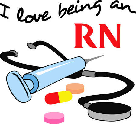 rn: Any skilled medical professional will enjoy having their own tools of the trade.